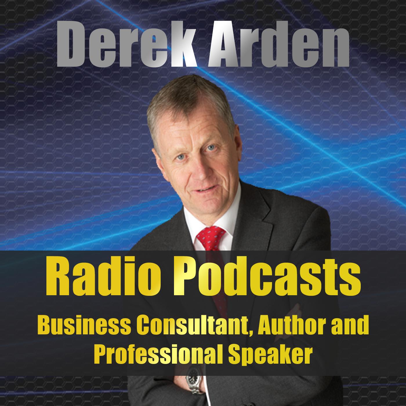 Derek Arden – Radio Podcasts